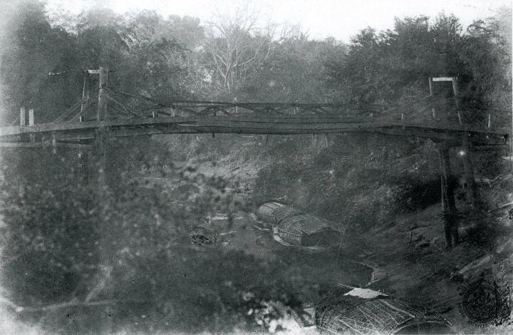 สะพานข้ามแม่น้ำป่าสัก