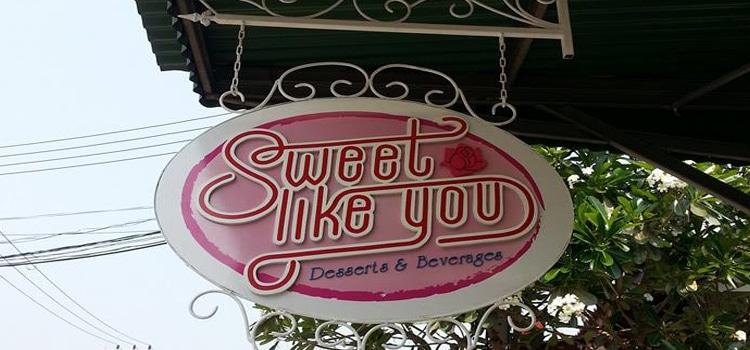 Sweet like you