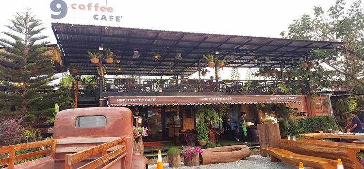 Nine Coffee Cafe