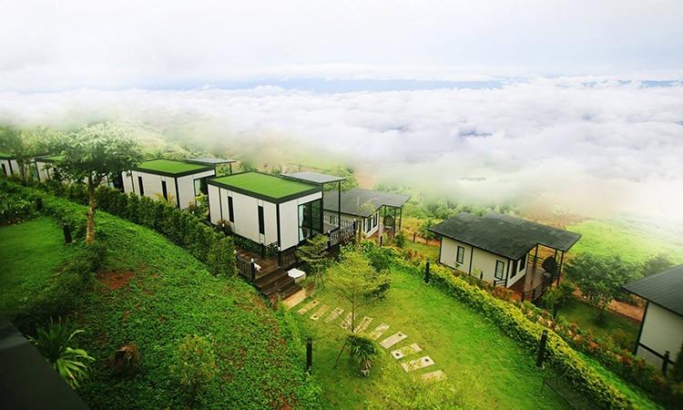 สมันธิตา ไพรเวท รีสอร์ท เขาค้อ (Samunthita Private Resort)