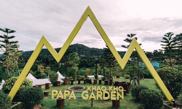 Papa Garden khaokho (ปาป้า การ์เด้น เขาค้อ)